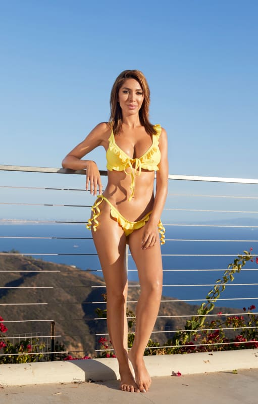 Farrah abraham for ex on the beach