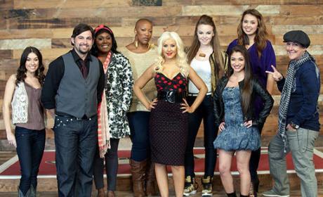 The Voice: Team Christina