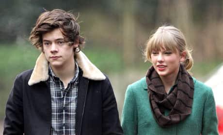 Taylor Swift & Harry Styles