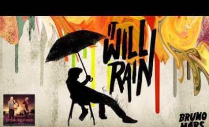 It Will Rain: Bruno Mars Releases Breaking Dawn Soundtrack Song