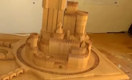 Brothers Build 3D Game of Thrones Castle, Are Way Smarter Than Us