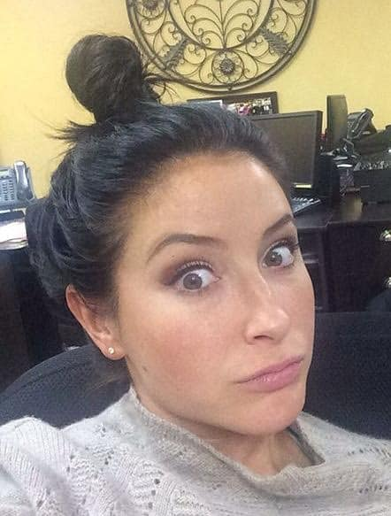 Bristol palin looks crazy