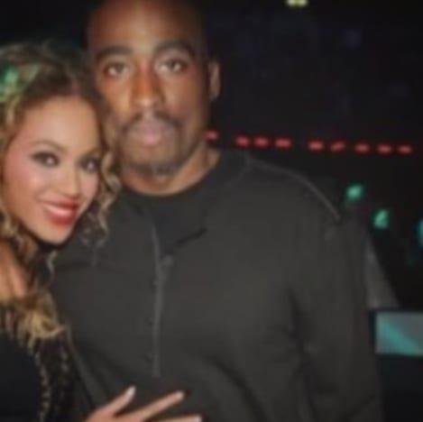 Tupac and Beyonce
