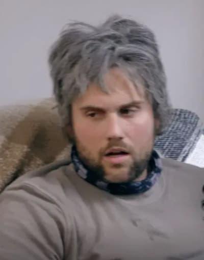 Les cheveux gris de Ryan Edwards