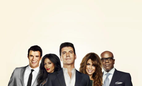 The X Factor Panel