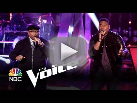 """T.J. Wilkins vs. Biff Gore: """"Ain't Too Proud to Beg"""" (The Voice)"""