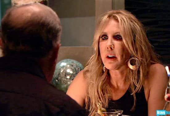 Vicki Has Dinner With Brooks