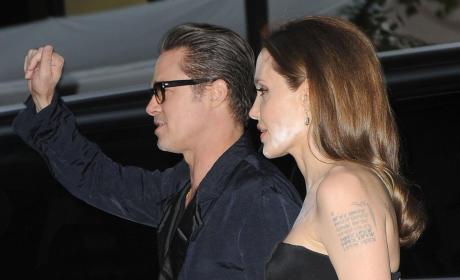 Angelina Jolie Makeup Mistake