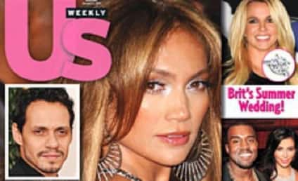 """Marc Anthony to Fight for Custody, Make J. Lo """"Suffer"""""""