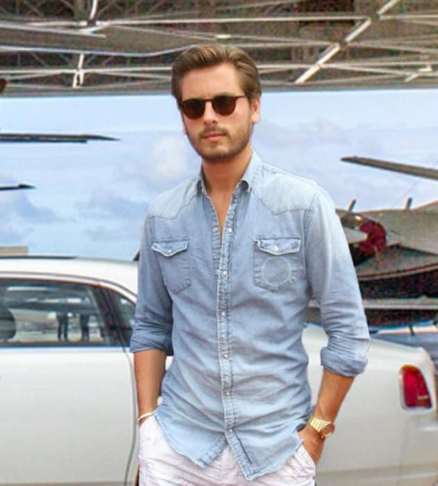 Scott Disick: Internet Flips Over Size of the Lord's Dong - The Hollywood  Gossip