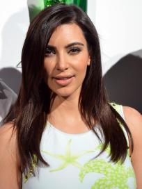 Kim Kardashian as Party Host