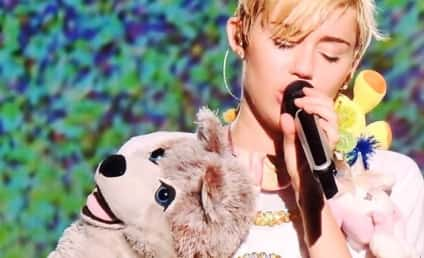 Miley Cyrus Marks One-Year Anniversary of Dog's Death With Epic Pooch Party