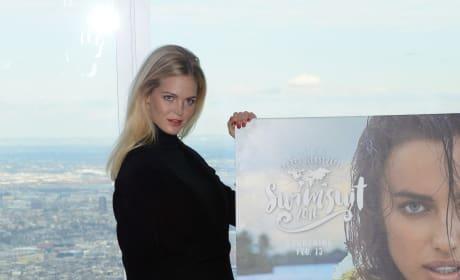 Erin Heatherton kicks off Sports Illustrated 2016 SI Swimsuit Launch Week
