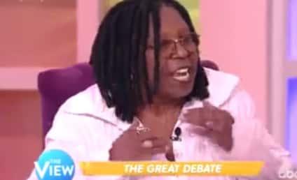 Whoopi Goldberg Compares Confederate Flag to Nazism