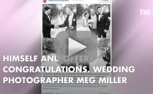Tom Hanks Crashes Wedding Pics in NYC