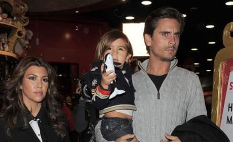 Kourtney Kardashian Shoots Down Michael Girgenti Claims