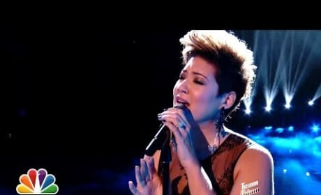 """Tessanne Chin: """"Bridge Over Troubled Water"""" - The Voice"""