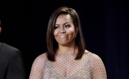 Michelle Obama Natural Hair Picture Revealed, Internet Rejoices