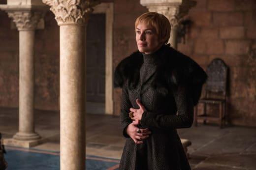 Cersei Is Pregnant