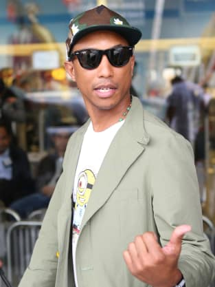 Pharrell Photo