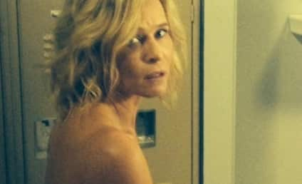 Chelsea Handler: Nude on Instagram! Mocking the Kardashians!