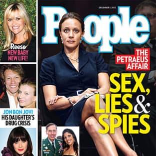 Paula Broadwell People Cover
