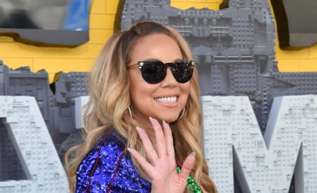Mariah Carey Waves