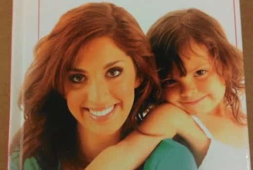 Farrah Abraham, Daughter Photo