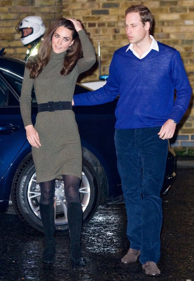 William and Catherine Photo