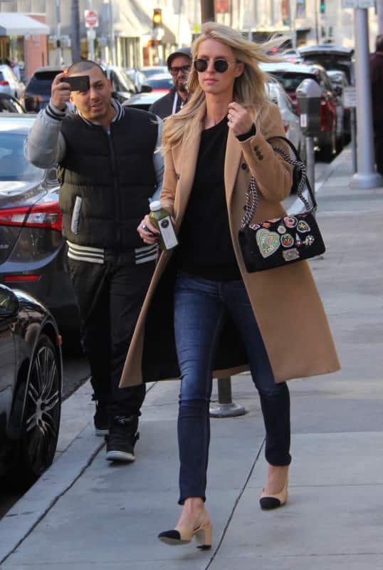Nicky Hilton Runs Errands in Beverly Hills