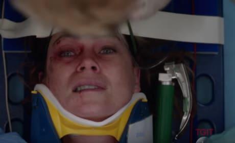 Grey's Anatomy Return Trailer: Meredith Gets Attacked!