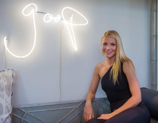 Gwyneth Paltrow: Goop Pop Dallas Launch Party