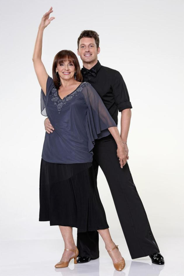 Valerie Harper on Dancing With the Stars