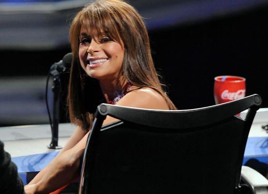 Paula on Idol