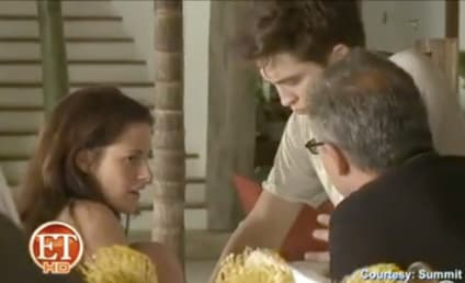 Go Behind the Scenes of Breaking Dawn!