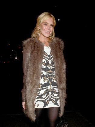 Lindsay Lohan: An Ungrateful Snot?