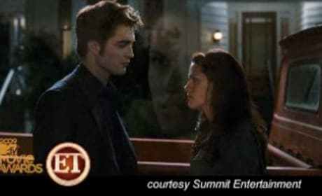 New Moon Trailer Clip