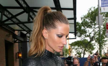 Smoking Gisele