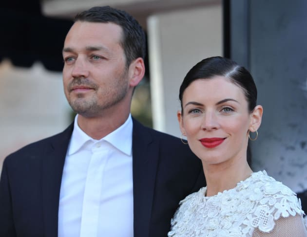 Rupert Sanders with Liberty Ross