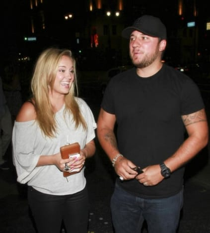 Chris Carney, Tiffany Thornton