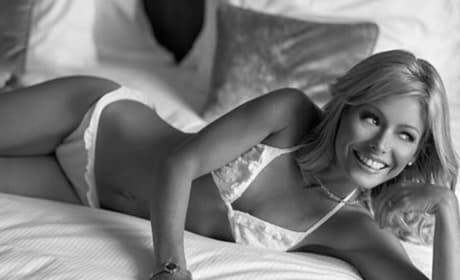 Kelly Ripa Bikini Photo