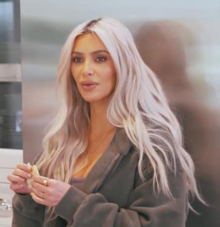 Kim Kardashian Eats