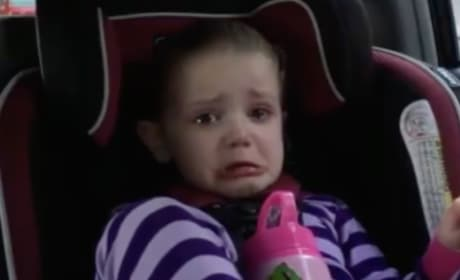 Very Sad Girl