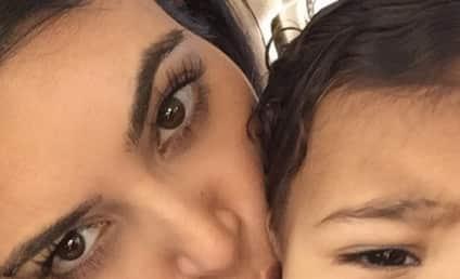 Kim Kardashian Blames Assistants For North West Tantrum?