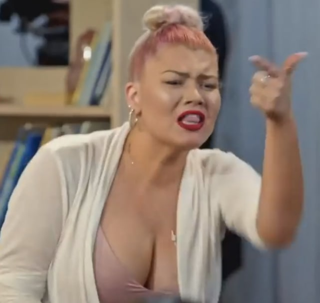 Amber portwood on marriage boot camp 01