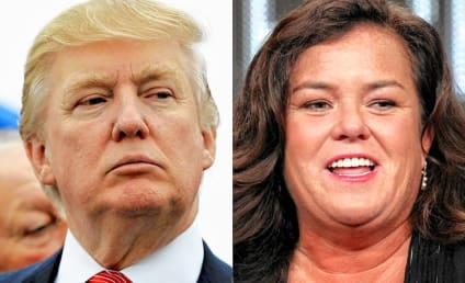 Rosie O'Donnell Responds to Donald Trump Debate Diss