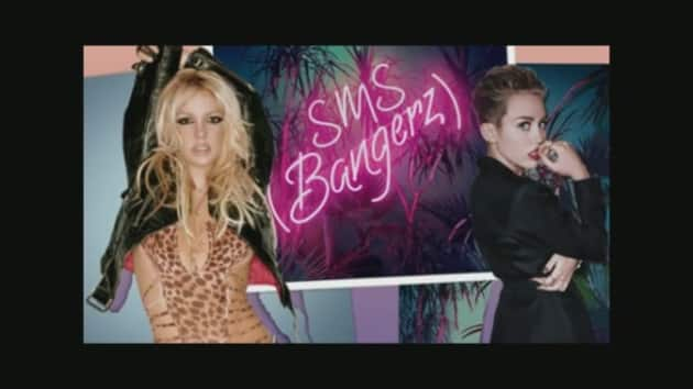 UKMIX • View topic - Miley Cyrus f/Britney Spears | SMS (Bangerz)