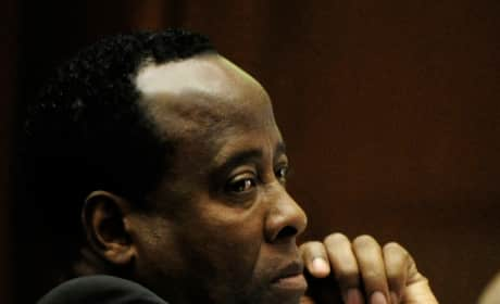 Dr. Conrad Murray is ...