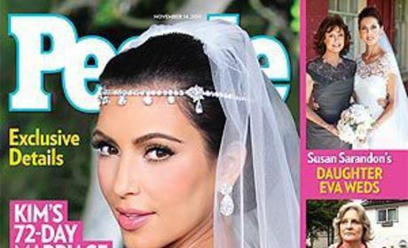 Why do you think Kim Kardashian got married?