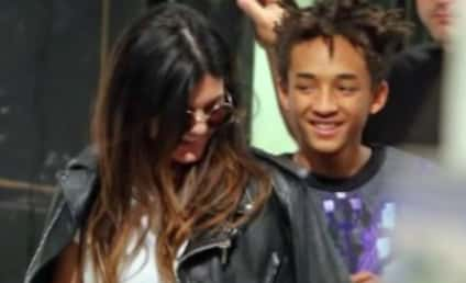 Kylie Jenner and Jaden Smith: Spotted Shopping, Totally Dating